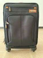 Samsonite Premier II NXT 2 piece Carry on Spinner Luggage and Backpack Set Navy