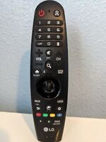 GENUINE LG ANMR600 TV Remote with Voice Mate for Select 2016 LG Smart TVs $60.00