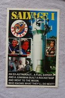 Salvage I TV show promotional poster $6.00