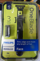 Philips Norelco OneBlade Hybrid Electric Trimmer and Shaver QP2520 70 One Blade $24.95