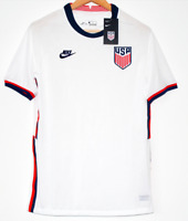 2021 22 United States USA Football Home Shirt Soccer Jersey for Adult