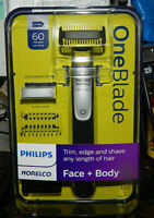 Philips Norelco One Blade FACE BODY QP2630 70 SEALED Brand NEW $29.95