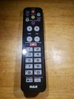 Genuine OEM RCA Universal Remote Control RCRPS002RWDZ Replacement Tested $5.30