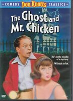 Universal dvd The Ghost 7 Mr Chicken Don Knotts like new $5.00