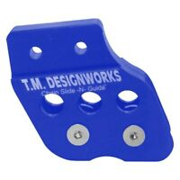 TM Designworks Rear Chain Guide Dual Rollers Banshee Blue 99 00 01 02
