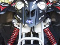 Trail Tech MR11HID Stock Frame Mount Light Kit! Available For many Model ATVs