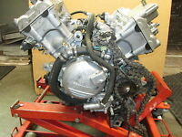 HONDA 1998 VFR800 VFR 800 INTERCEPTOR 4/8 ENGINE MOTOR RC46E-2009263 WATCH VIDEO