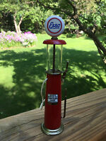 Esso/Humble Oil Company Vintage Gas Pump Model - Near Mint
