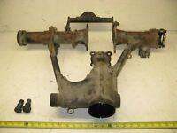 2000 Yamaha Grizzly 600 ATV Rear Suspension Swing Arm & Axle Tube Assembly