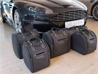 Aston Martin DBS Coupe Luggage Baggage Bag Case Set