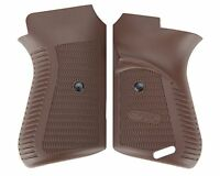 Polymer Grips TSG-T3G01 for TT-33 Tokarev With Safety Lock - Brown