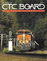 CTC Board 237 BNSF Paint Schemes Universal GE U Boats Camas Prairie UP Oregon $9.95