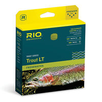 RIO Trout LT Floating Fly Line - All Sizes