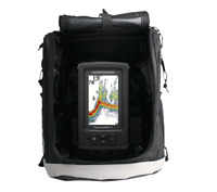 Humminbird PiranhaMAX 4 PT Portable Fishfinder - Black