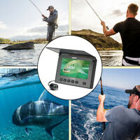 4.3 Inch LCD Monitor Infrared Light Underwater Video Camera Fishing Fish Finder
