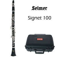 Selmer USA Bb Clarinet - Signet 100 - Brand New
