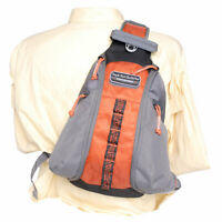 TFO Hybrid Backpack/Chest Pack Fly Fishing Adjustable Durable Wading Heavy Duty