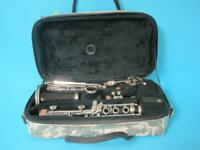 Vintage Noblet N Wooden Clarinet Paris France 1976 s/n 63313 w/ Case Accessories