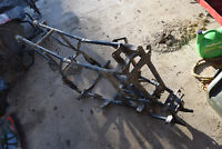 FRAME CHASSIS PW 2014 HONDA RANCHER TRX420 TRX 420 ATV 2x4 PICK UP ONLY NO SHIP