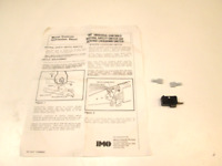 303014 Morse Controls quot;MNquot; Universal Controls Neutral Safety Switch $28.00