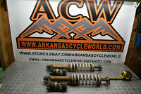 D8-11 BOTH REAR FOX SHOCKS SET 13 POLARIS SCRAMBLER 850 XP ATV 4X4 US FREE SHIP