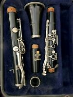 Selmer Model 1401 Clarinet with Hard Case