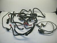 2004 Polaris Sportsman 600 ATV Good Used Main Wiring Harness with Coil and Key