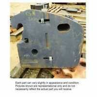 Used Suitcase Weight Compatible with New Holland 8670 8870 8970 8770 8770A