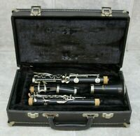 Artley Prelude 18 S Clarinet w/ Black Carrying Case