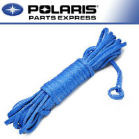 NEW POLARIS WARN SYNTHETIC ATV WINCH ROPE 3500 LB 50 FT SPORTSMAN 2878888