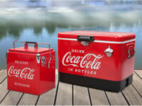 Coca Cola Ice Chest Cooler Combo