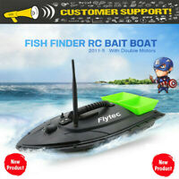 Fish Finder  RC Boat 1.5kg Loading 500m Remote Control Fishing Bait Boat