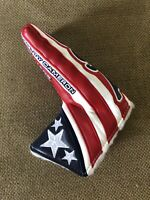 2012 Scotty Cameron USA Red, White, Blue Ryder Cup Putter Headcover