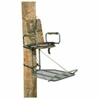 Guide Gear Deluxe Hunting Hang-On Tree Stand FREE SHIPPING Lockon Climbing Best