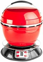 AWESOME Cook-Air Wood Fired Grill (RED)