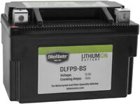 BikeMaster Lithium Ion Battery DLFP-9-BS - MC & ATV