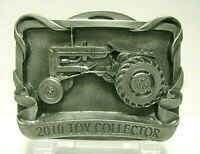 Allis Chalmers D15 Tractor Farm Toy Collector 2010 Pewter Belt Buckle 4th Series