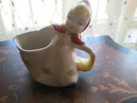 Reproduction of Hull Pottery Little Red Riding Hood  Creamer