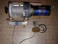 T1500 Superwinch Winch w/ Mounting Plate / Bracket ,comealong ,4wheeler wench