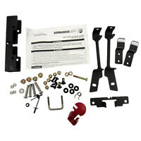 Can-Am ATV New OEM Outlander Rear Storage Trunk Box Quick Attach Kit 715000273