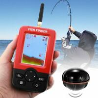 New - Wireless Fish finder/detector with Water Temperature Sensor