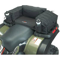 Sturdy ATV 4 Wheeler Rear Seat Padded Storage Bags Protection Hunting Accessory