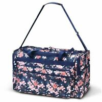 Women Duffel Tote Bag for Gym Sport Business Trip Camping Travel Chinese Blossom