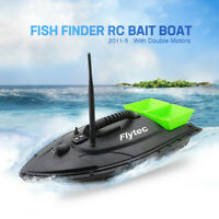 Fish 1.5kg Loading 500m Remote Control Fishing Bait Boat RC Boat