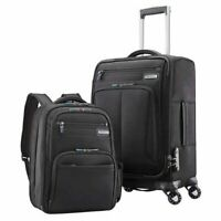 Samsonite Premier II NXT 2 piece Softside Carry-on & Backpack. FREE SHIPPING!!!