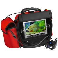Vexilar Fish Scout Color/Black   White Underwater Camera w/Soft Case