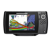 Humminbird HELIX® 7 CHIRP Fishfinder/GPS Combo G3N w/Transom Mount Transduce