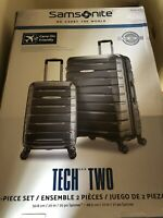 Samsonite Tech 2.0 2-piece Hardside Spinner Luggage Set