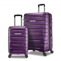Samsonite Tech 2.0 Hardside Expandable Luggage with Spinner Wheels 2-Piece Set