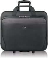 Solo New York CLS910-4 Empire Rolling Laptop Bag Rolling Briefcase for Women and